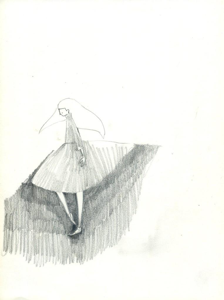 踊り子の孤独